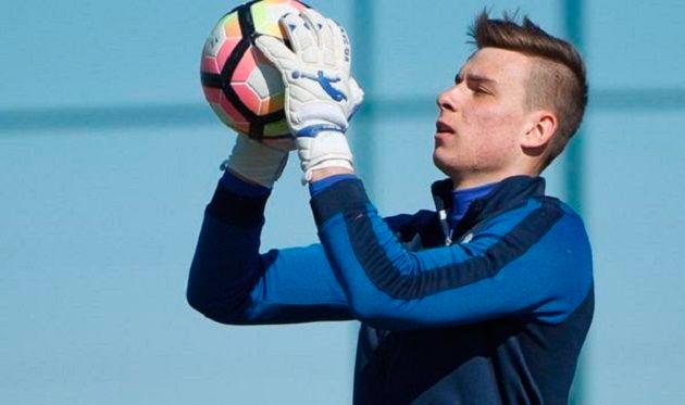 Вратарь Реал Сосьедада заявил, что Лунин станет игроком клуба