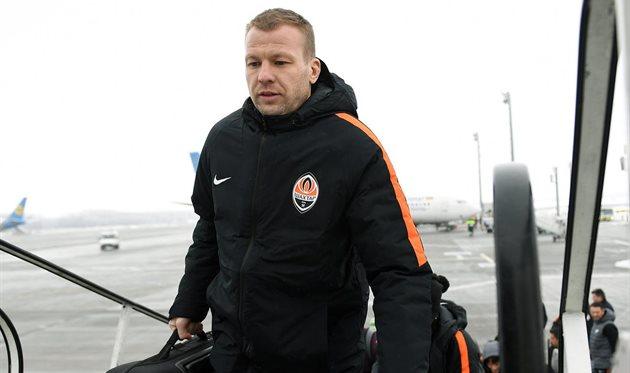 РУСЛАН ФОМИН, фк шахтер
