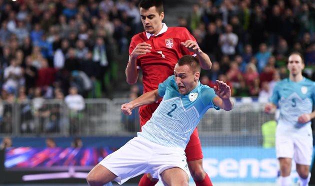 Футзал. Евро-2018: Матч-открытие победителя не выявил