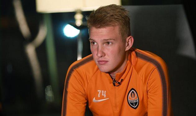 Виктор Коваленко, фото ФК Шахтер