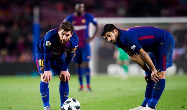 Барселона — Валенсия 1:0 Видео голов и обзор матча
