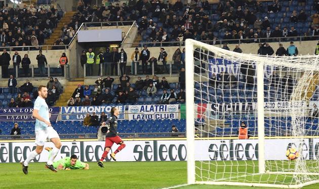 Лацио - Дженоа, фото: twitter.com/GenoaCFC