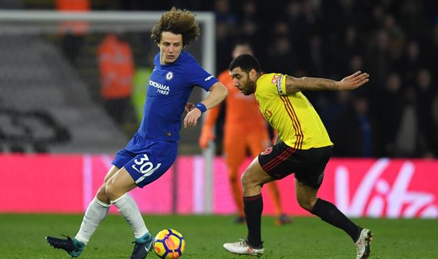 Уотфорд - Челси, twitter.com/ChelseaFC
