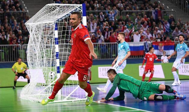Словения - Россия, UEFA.com