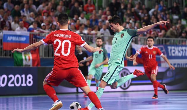 Россия — Португалия 2:3, uefa.com
