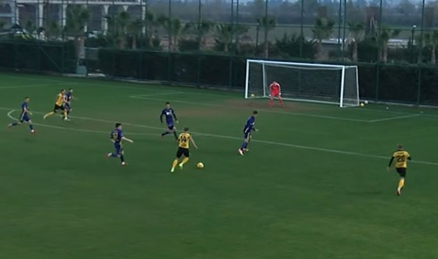 Александрия — Марибор 2:0 Видео голов и обзор матча