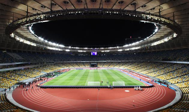 НСК Олимпийский, Getty Images