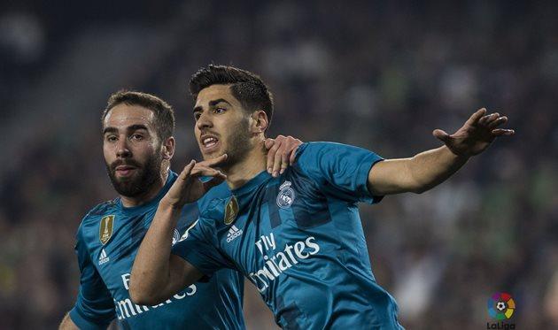 Реал в сумасшедшем матче перестрелял Бетис