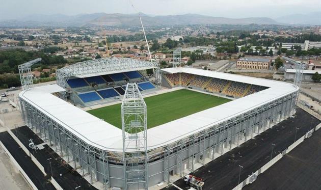Стадио Бенито Стирпе