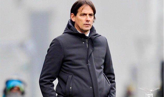 Симоне Индзаги, фото ФК Лацио