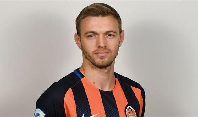 Дмитрий Гречишкин, фото: ФК Шахтер