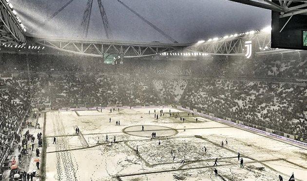 Особенности футбола в зимний период
