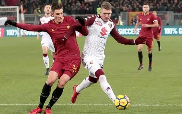 Рома — Торино: онлайн-трансляция