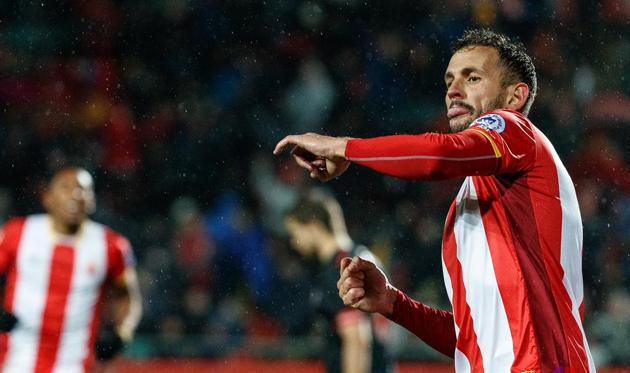 Стуани забил очередной гол, twitter.com/laliga