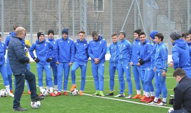Олег Кузнецов и его команда, фото пресс-службы ФФУ