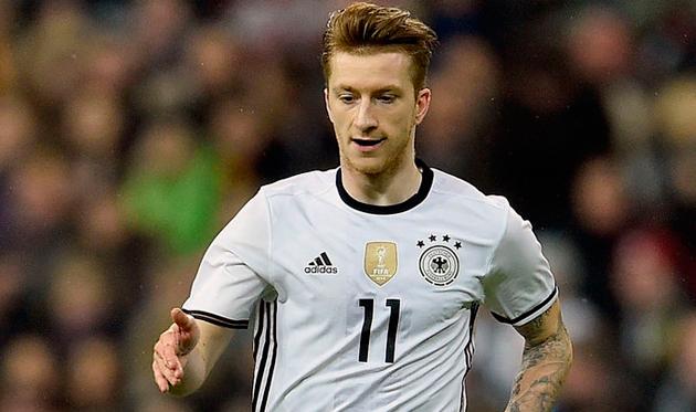 Ройс не вызван в сборную Германии