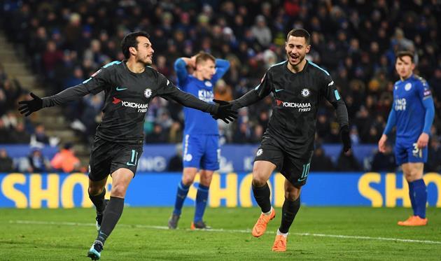 Челси прошел Лестер, twitter.com/ChelseaFC