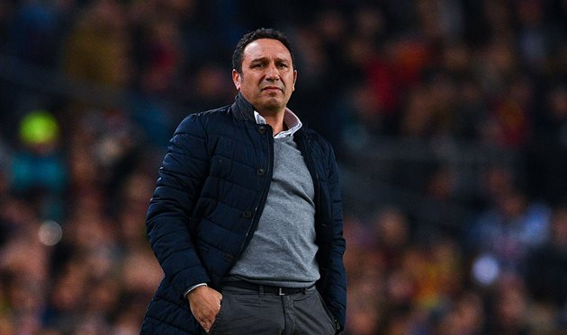 Реал сосьедад тренер