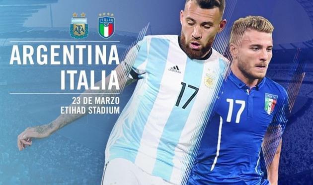 В воротах Аргентины — 36-летний дебютант
