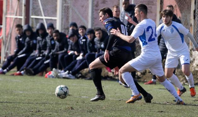 Черноморец — Динамо-Авто 1:1 Видео голов и обзор матча