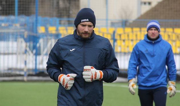Денис Шелихов, фото: ФК Луч