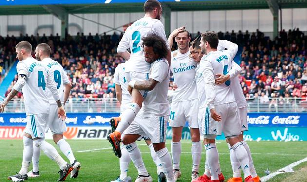 Реал отправился в Турин сильнейшим составом