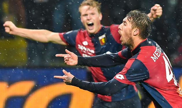Медейруш забил победный гол, Getty Images