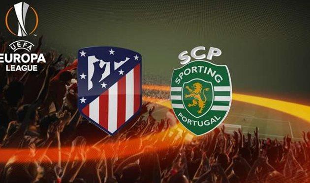 Атлетико — Спортинг: онлайн-трансляция