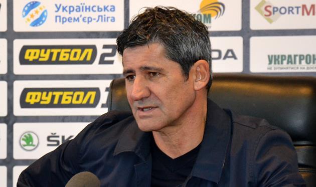 Никола Костов, фото фк Сталь