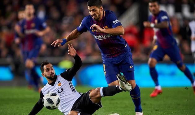 Барселона - Валенсия, Getty Images
