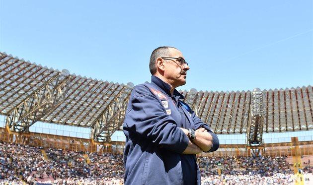 Маурицио Сарри, фото ФК Наполи