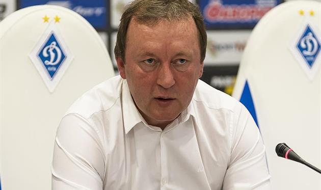 Владимир Шаран, фото: ФК Олимпик
