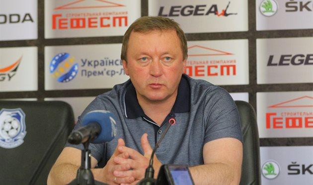 Владимир Шаран, фото: ФК Черноморец