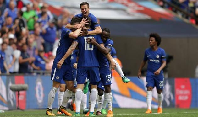 Челси - Саутгемптон, twitter.com/ChelseaFC