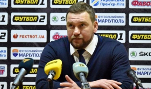 Александр Бабич, фото: ФК Мариуполь