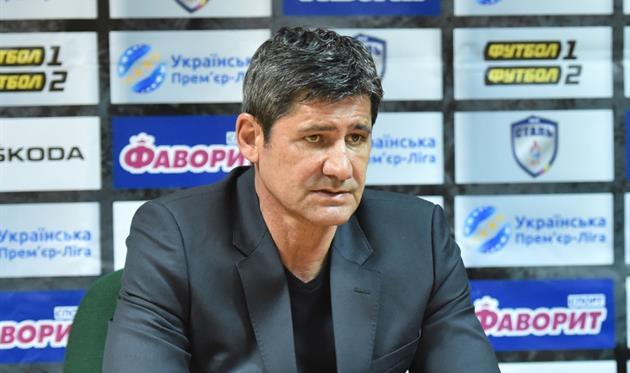 Николай Костов, фото: ФК Сталь