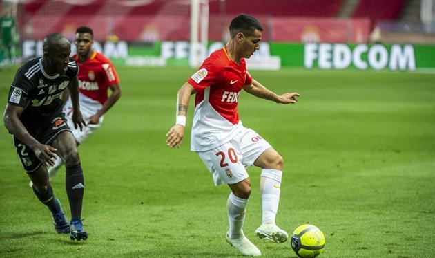 Монако не сумел обыграть Амьен, twitter.com/AS_Monaco