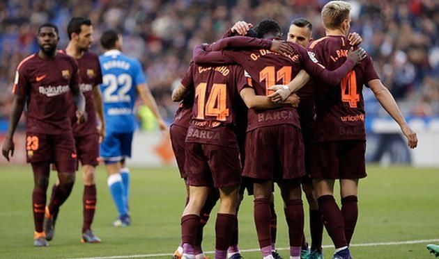 Большие головы футбол чемпионат испании