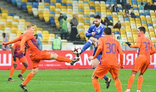 Мариуполь - Динамо, фото фк динамо