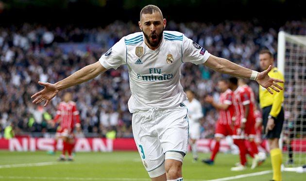 Футбол фотографии карим бензема