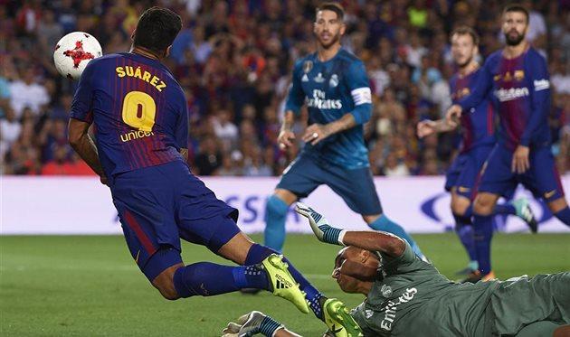 Барселона - Реал Мадрид, Getty Images