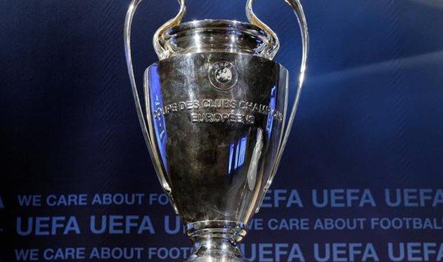UEFA Champions League Kyiv Trophy Tour: Где найти кубок ЛЧ