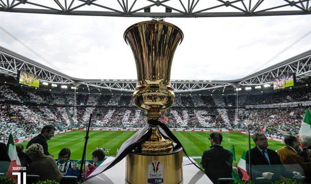 Кубок Италии, фото ФК Ювентус