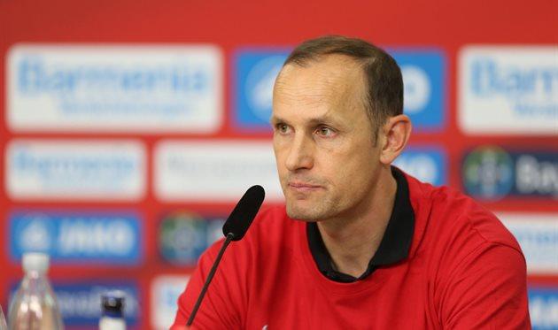 Хайко Херрлих, фото ФК Байер