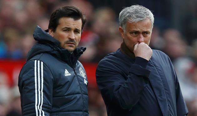 Пути Руя Фариа и Жозе Моуриньо разойдутся, фото ФК Манчестер Юнайтед