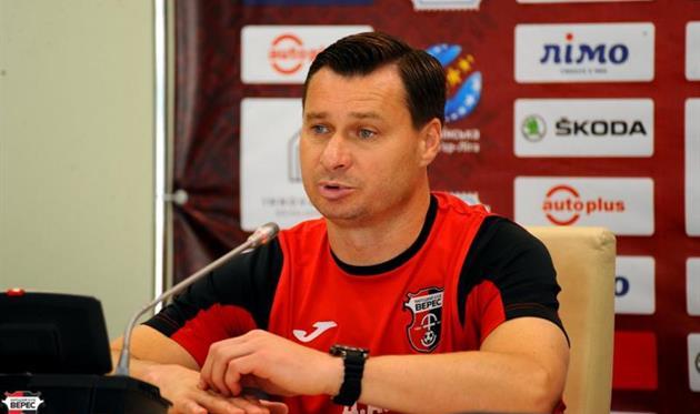Андрей Демченко, ФК Верес