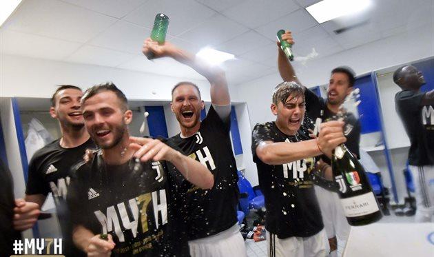 Серия А. Итоги 37-го тура: Ювентус в золоте, Милан в Лиге Европы