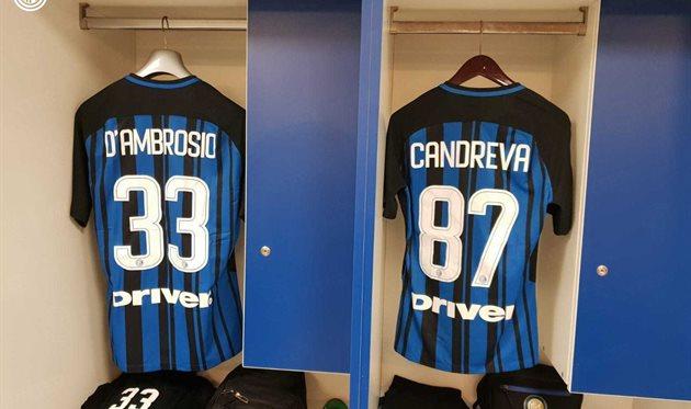 Лацио - Интер, twitter.com/Inter