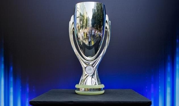 Суперкубок УЕФА, фото: UEFA