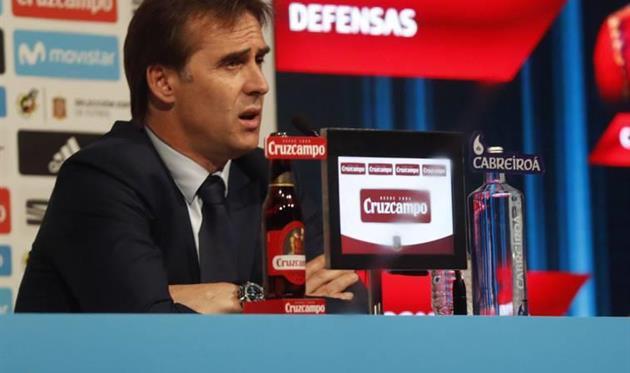 Лопетеги продлил контракт со сборной Испании